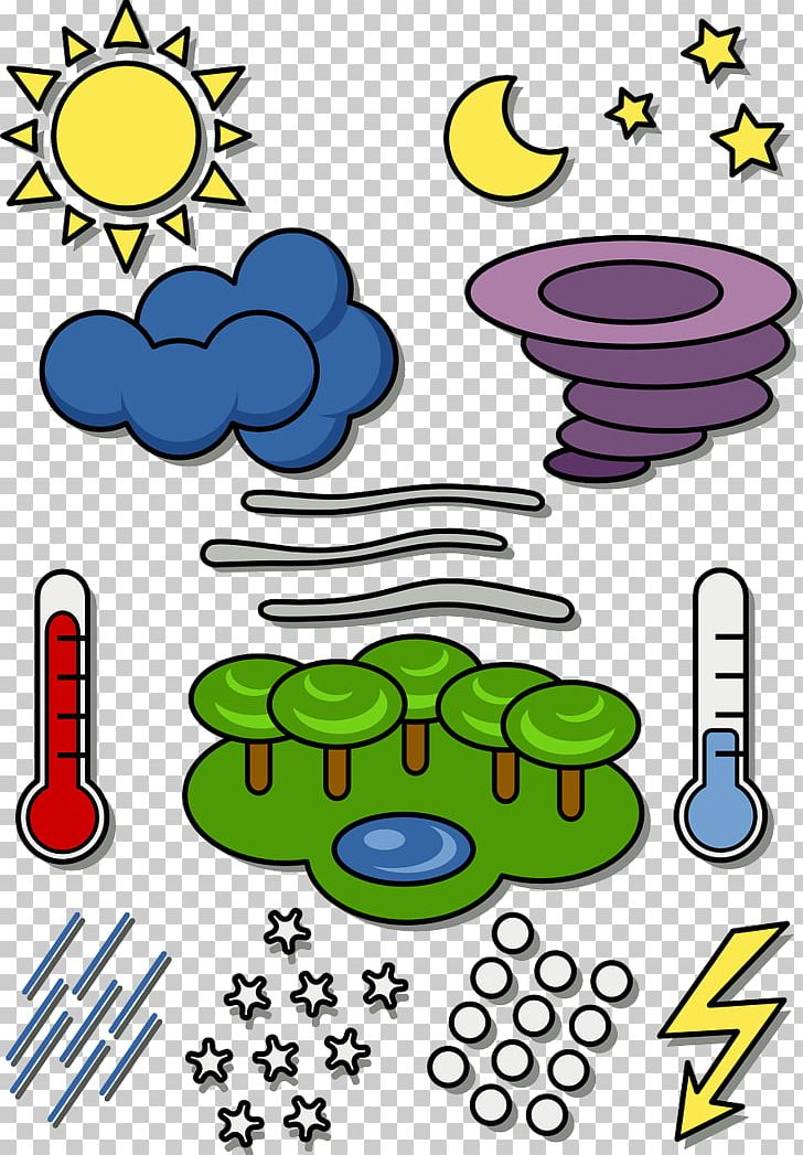 Blizzard clipart weather map. Cool cliparts stock vector