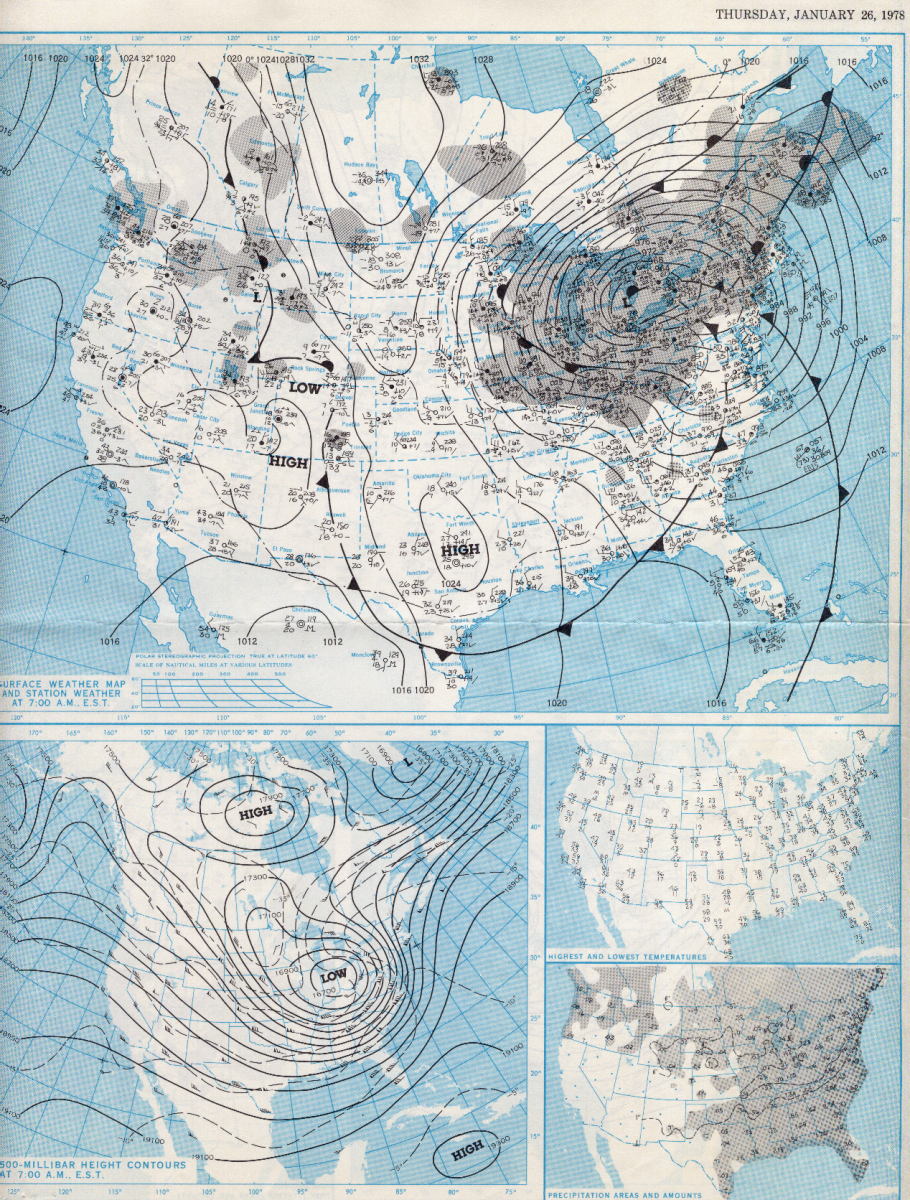 Blizzard clipart weather map. The great of
