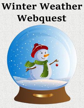 Weather webquest study how. Blizzard clipart winter storm