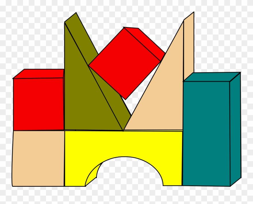 Blocks clip art toy. Block clipart