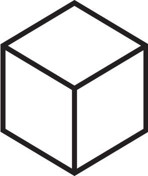 Block clipart. Isometric mab base blocks