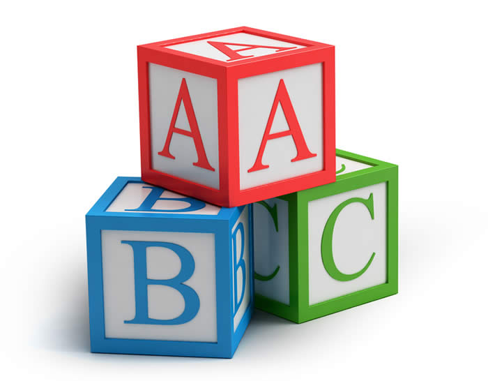 Abc blocks free download. Block clipart abcd
