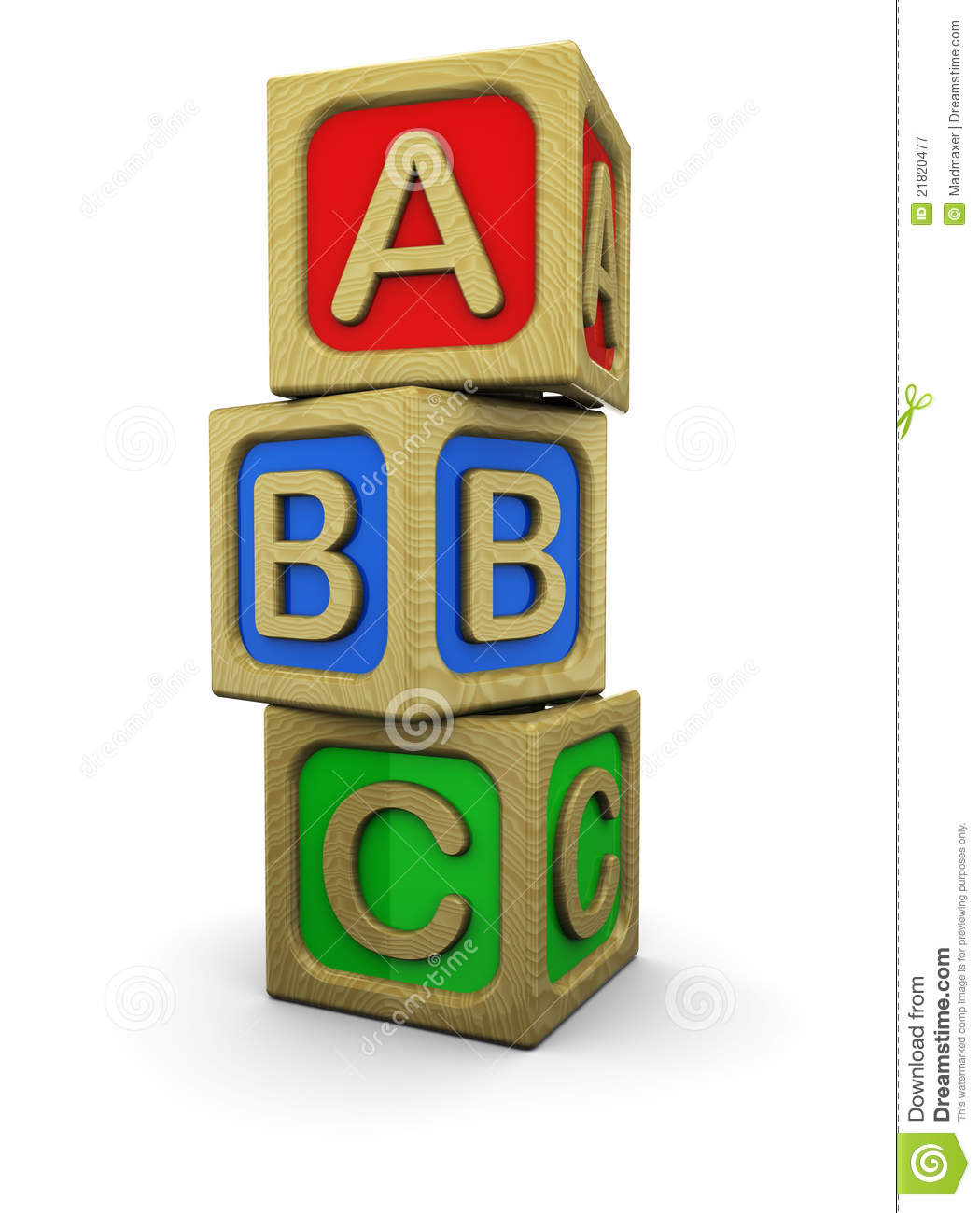 Abc blocks black and. Block clipart abcd