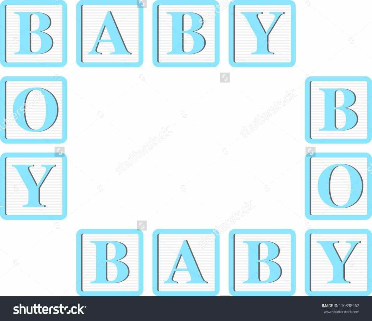 Block clipart baby boy. Blocks clip art kain