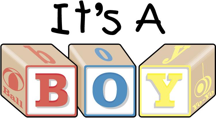 Block clipart baby boy. Blocks cilpart