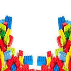 Block clipart border. Lego template google search