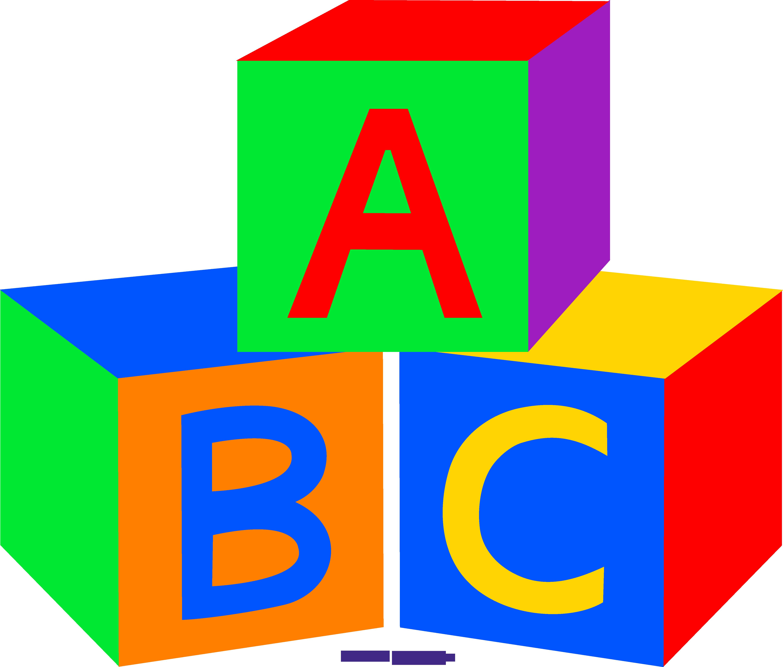 Block clipart building block. Baby blocks sweet clip