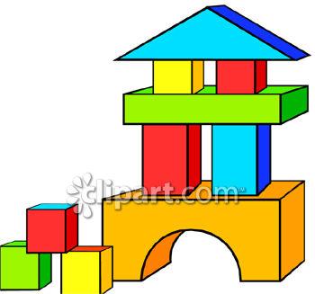 block clipart building block