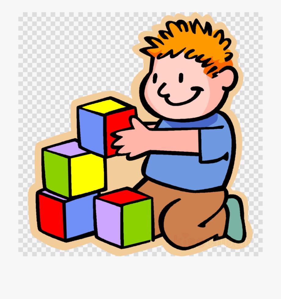 Blocks clipart cartoon. Ideas play child boy