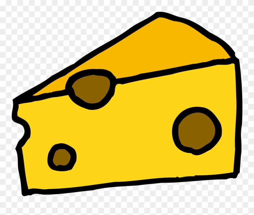 Block of . Cheese clipart cartoon