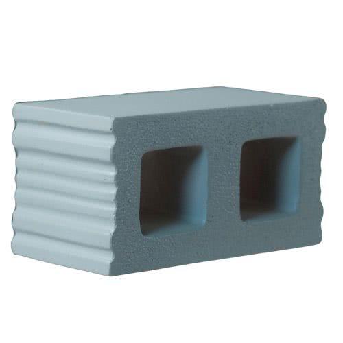 Block clipart cinder block. Promotional concrete stress relievers