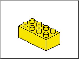 Block clipart clip art. Lego building blocks free