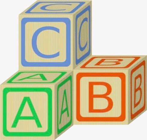 Block clipart cube. Cartoon play entertainment children