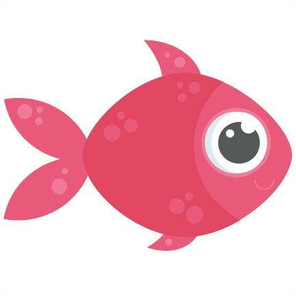 Free clip art of. Fish clipart adorable
