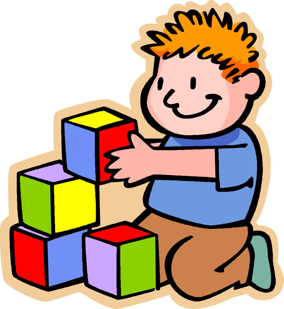 Learning treasure dayhomes care. Blocks clipart daycare