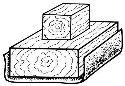 block clipart drawing