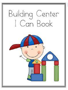 Block clipart kindergarten. Blocks building center i
