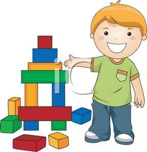Preschool cliparts blocks. Block clipart kindergarten