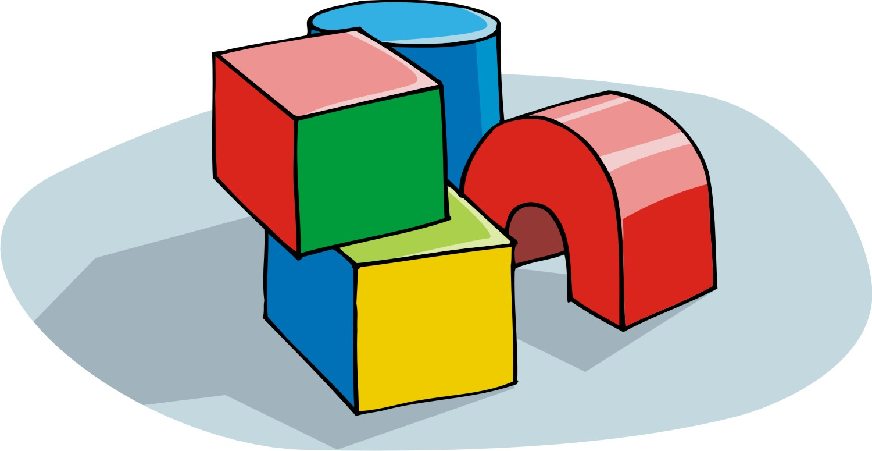 Block clipart preschool block. Blocks station
