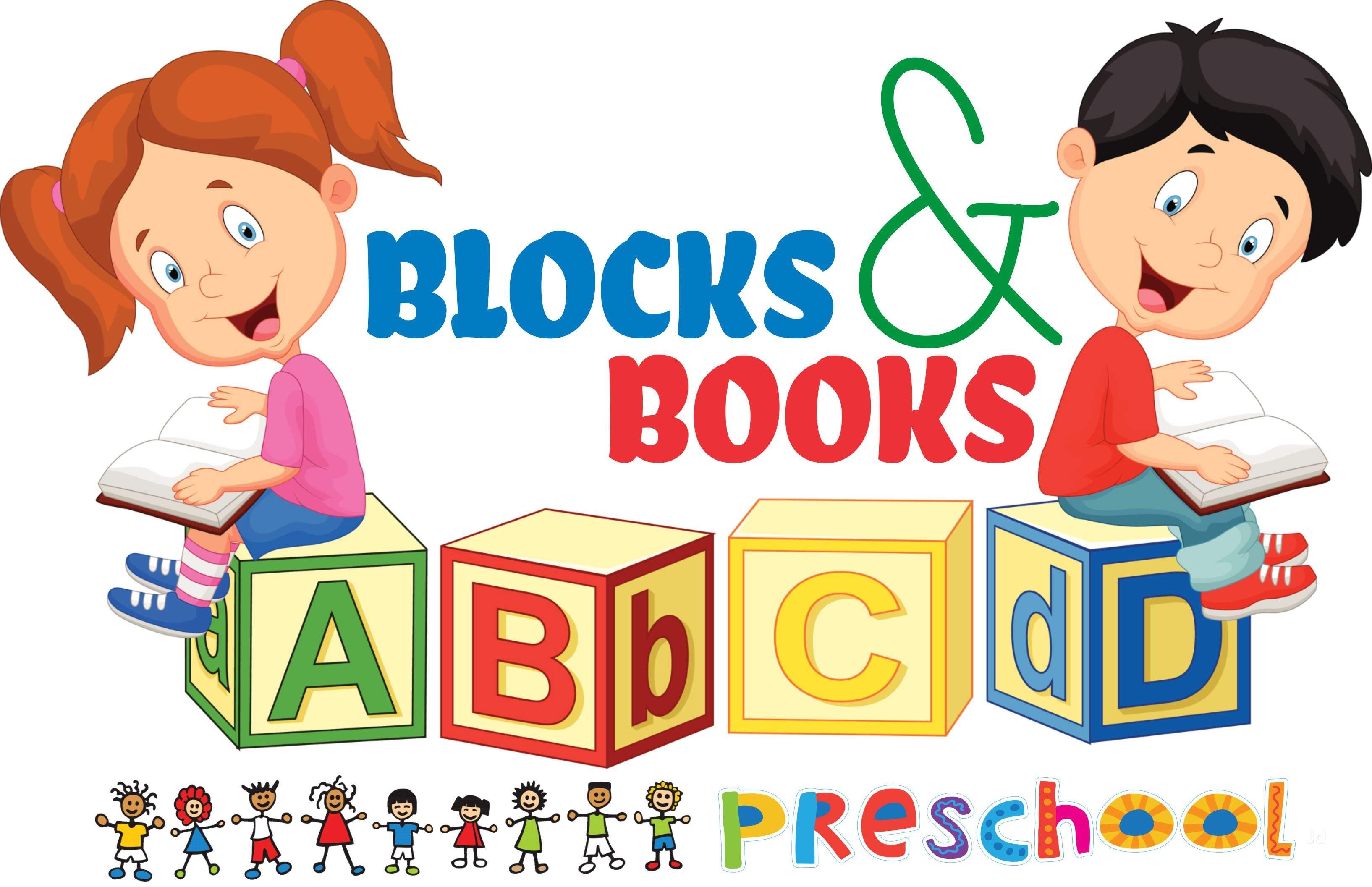 Blocks books photos mhasrul. Block clipart preschool block