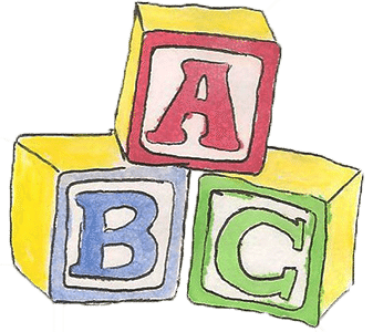Block clipart preschool block. Page layers of learning