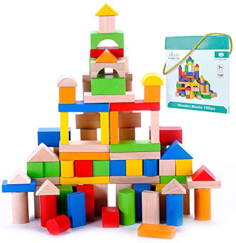 Amazon com premium wooden. Block clipart preschool block