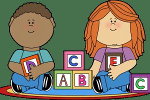 Block clipart preschool block. Play portal