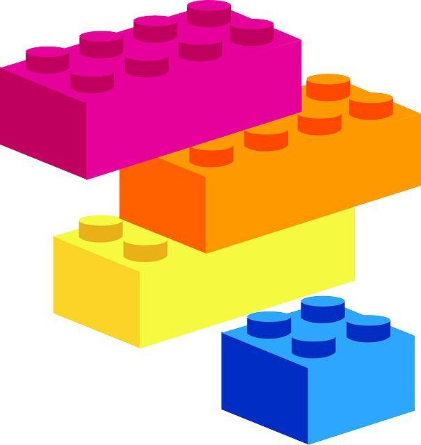 block clipart toy