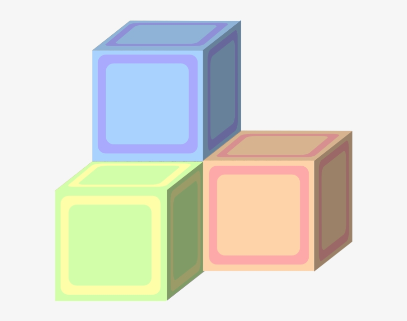 Baby blocks png . Block clipart transparent background