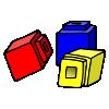 Lessonpix connecting cubes. Block clipart unifix