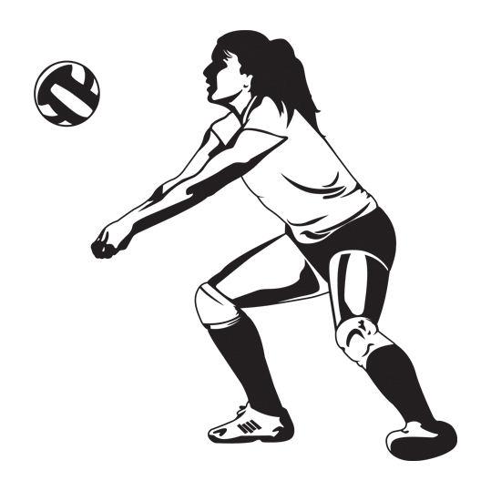 Block clipart volleyball. P e unit blog