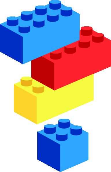 Lego block art clip. Blocks clipart