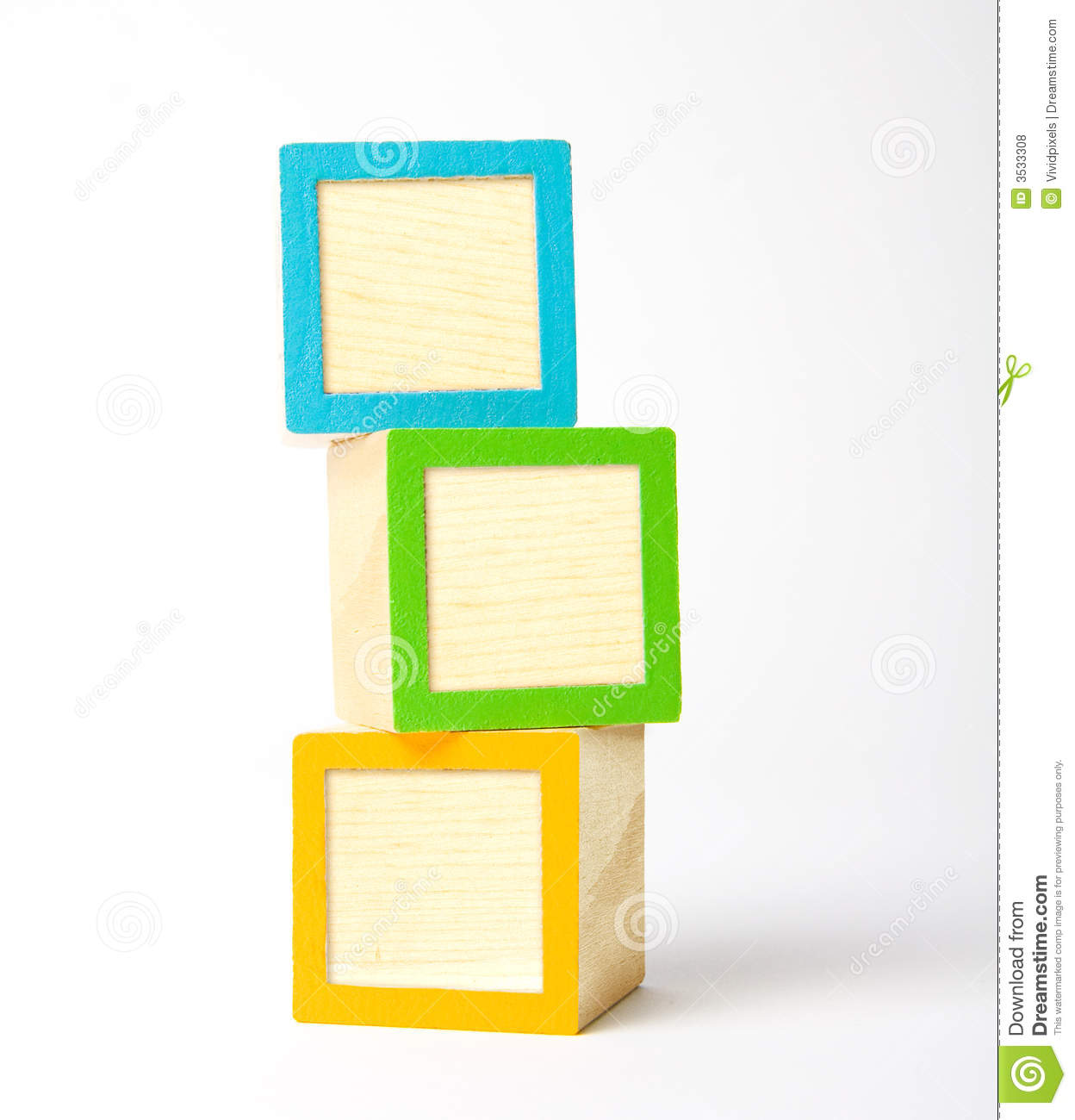 Blocks clipart blank block. Cube pencil and in