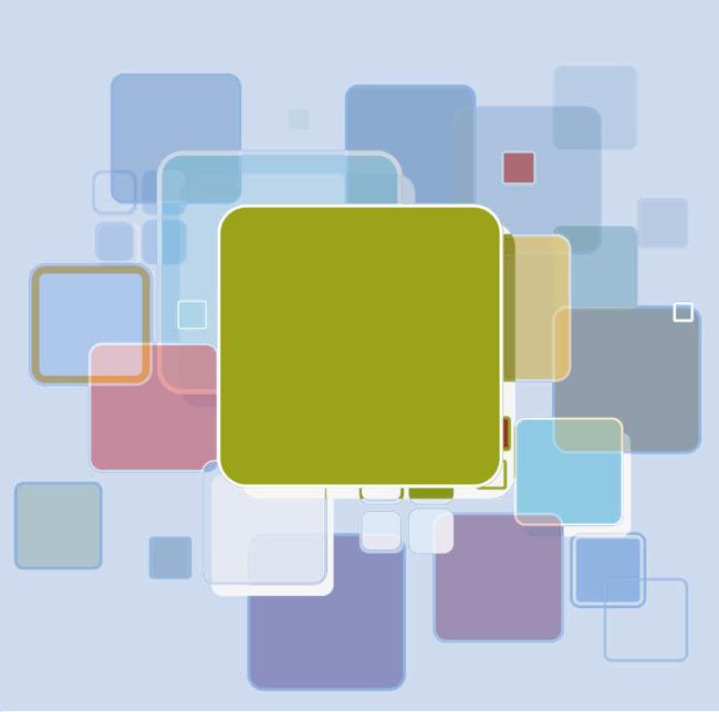 Blocks clipart colored block. Transparent color fast geometry