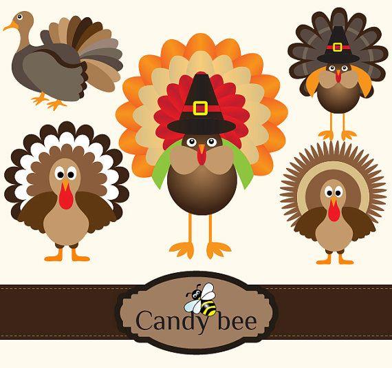 Blocks clipart cute. Turkey clip art thanksgiving