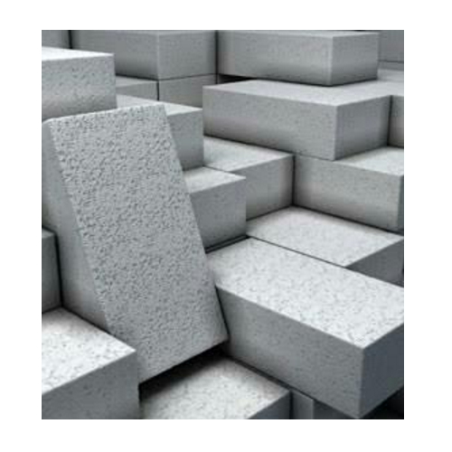 Blocks clipart hollow block. Wall aac autoclave aerated