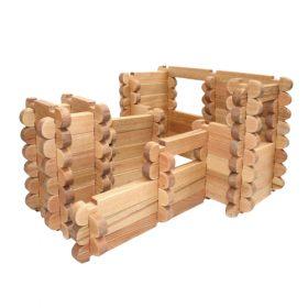 Wooden pre school equipment. Blocks clipart hollow block