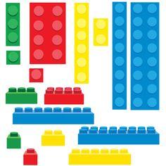 Blocks clipart one. Lego bricks clip art