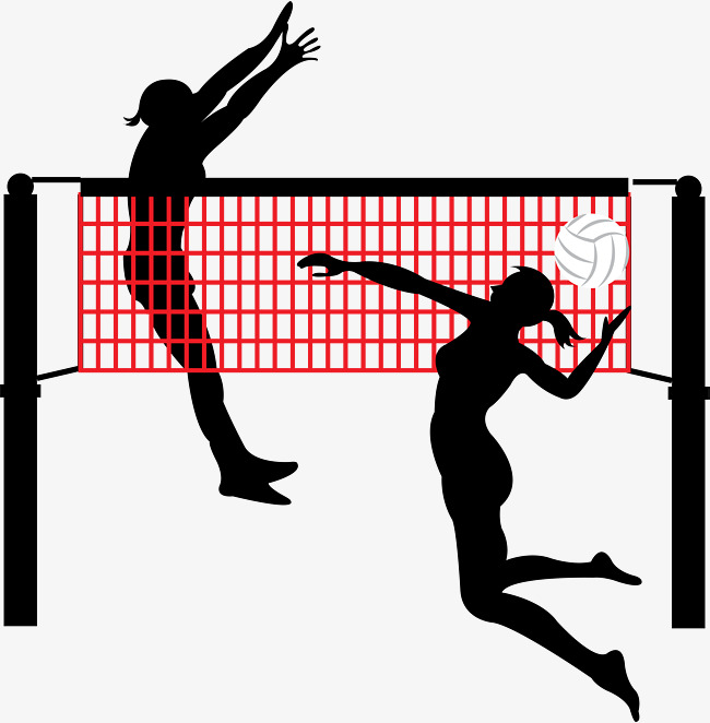 Library of volleyball out graphic freeuse library png ... |Volleyball Game Clipart