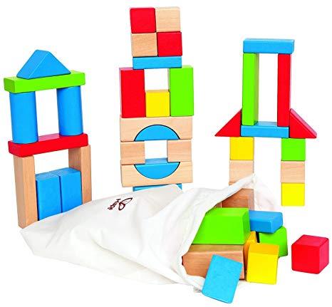 Amazon com hape maple. Blocks clipart wooden block
