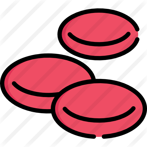 Free healthcare and medical. Blood cells png