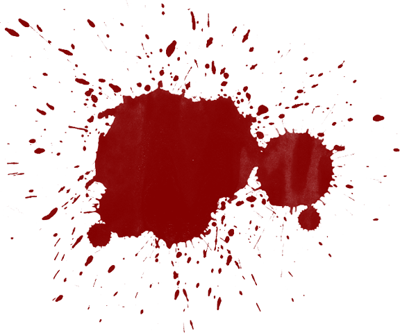 Blood clipart. Halloween