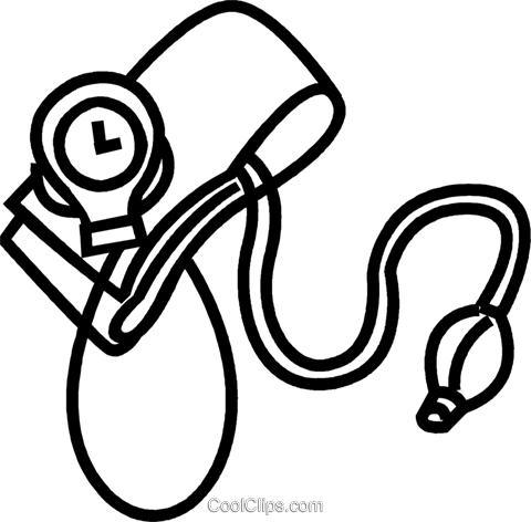 collection of pressure. Blood clipart black and white