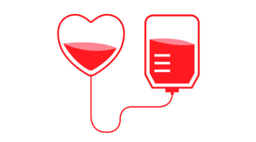 Donors dissatisfied over working. Blood clipart blood bank