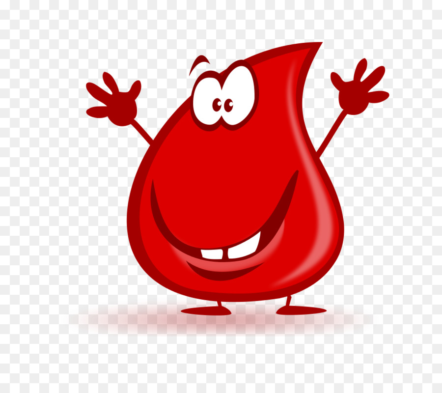Red computer icons clip. Blood clipart blood cell