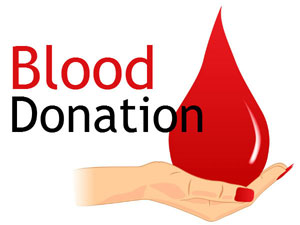Introducing a new feature. Blood clipart blood donation