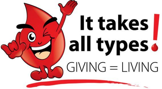 Ontario county ny official. Blood clipart blood donation