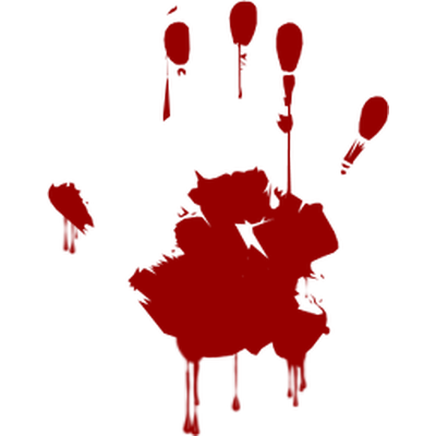 Blood drips png. Drip transparent stickpng hand