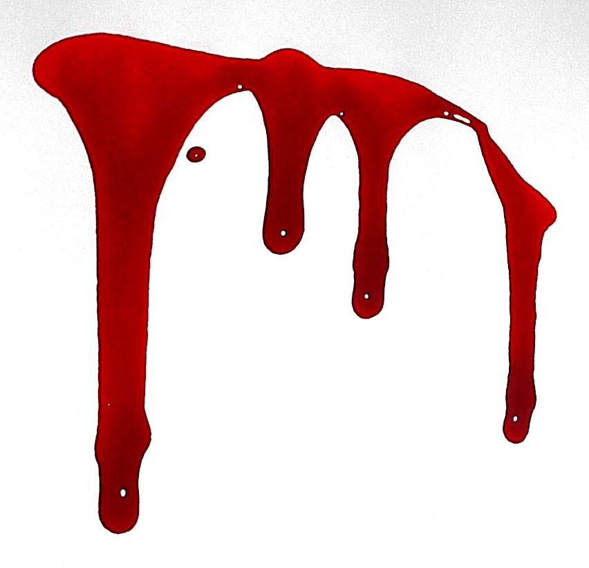 By t gar stock. Blood clipart blood drip