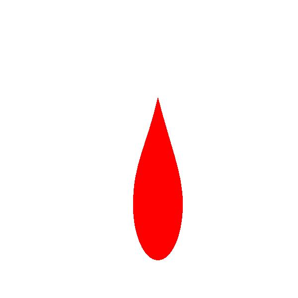 Clip art at clker. Blood clipart blood drop